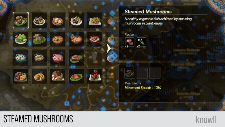 Hyrule Warriors Age Of Calamity Cooking Guide
