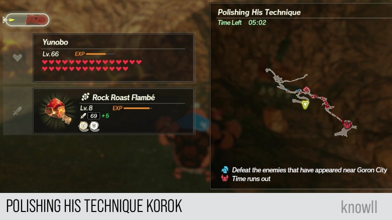 Hyrule Warriors Age Of Calamity Korok Seeds Guide