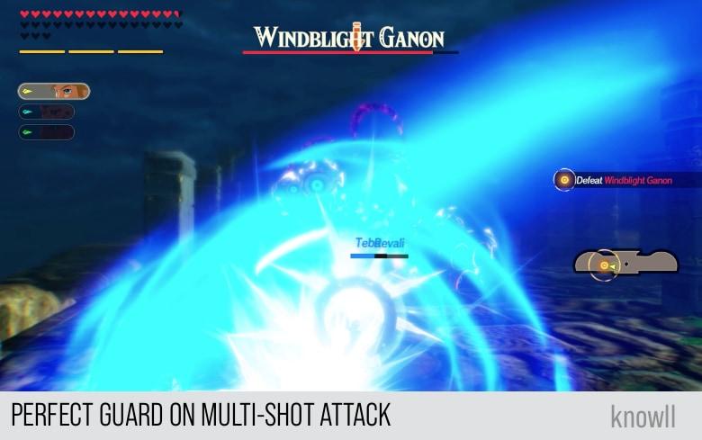 Hyrule Warriors Age Of Calamity Windblight Ganon Guide