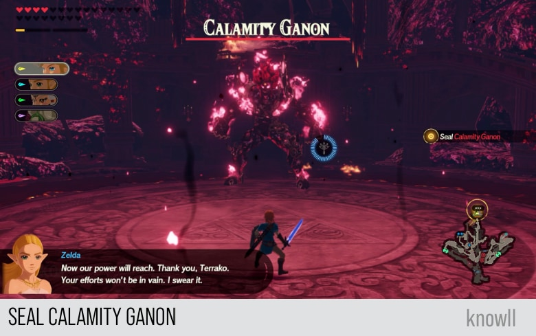 Hyrule Warriors Age Of Calamity Bossess Guide