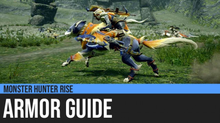 Monster Hunter Rise: Armor Guide