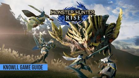 Monster Hunter Rise - Game Guide