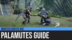 Monster Hunter Rise: Palamutes Guide