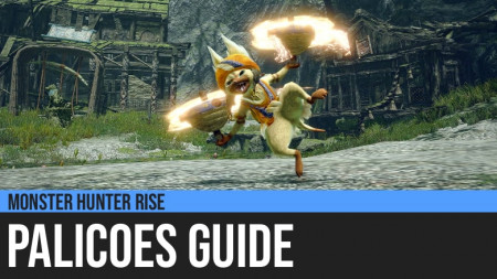 Monster Hunter Rise: Palicoes Guide